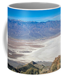 Coffee Mug featuring the photograph Dante's View #3 by Stuart Litoff