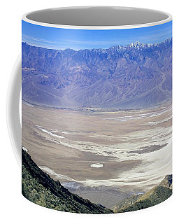 Coffee Mug featuring the photograph Dante's View #4 by Stuart Litoff