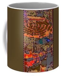 Dappled Sun Coffee Mug by Miriam Danar