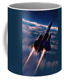 Dark Angel Coffee Mug by Dave Luebbert