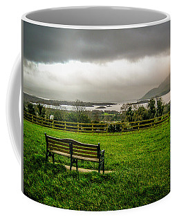 Dark Clouds Over Killarney Lakes Coffee Mug