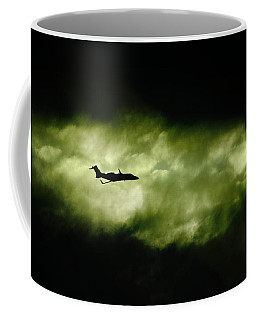 Dark Shadow  Coffee Mug by Paul Job