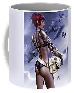 Dark Sided Coffee Mug