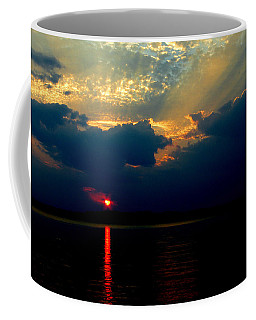 Cloudy Sunset Coffee Mug by James C Thomas