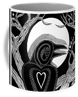 Darkness And Light Coffee Mug