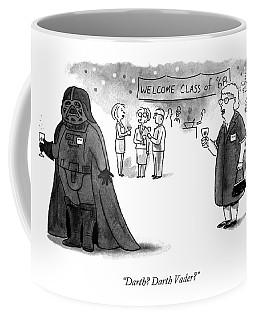 Darth? Darth Vader? Coffee Mug