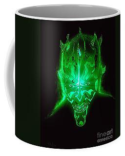 Darth Maul Green Glow Coffee Mug