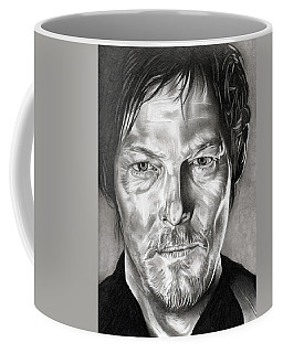 Daryl Dixon - The Walking Dead Coffee Mug