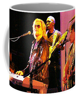 Daryl Hall And Oates In Concert Coffee Mug