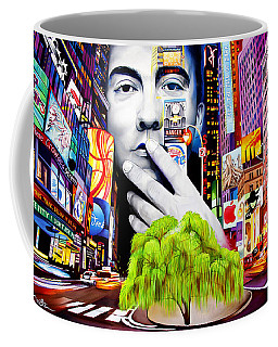 Dave Matthews Dreaming Tree Coffee Mug