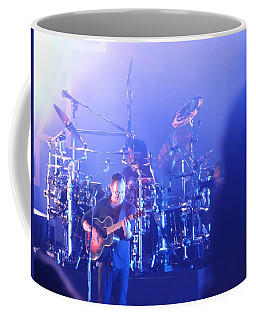Coffee Mug featuring the photograph Dave Matthews Jamming In Tampa Flordia  by Aaron Martens