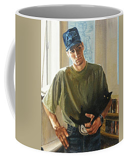 David And Pulim Coffee Mug