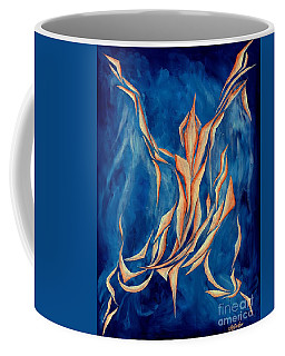 David's Angel Coffee Mug