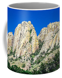 Davis Mountains Of S W Texas Coffee Mug
