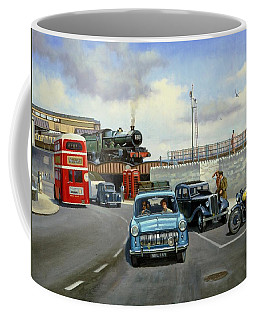 Dawlish Summer. Coffee Mug