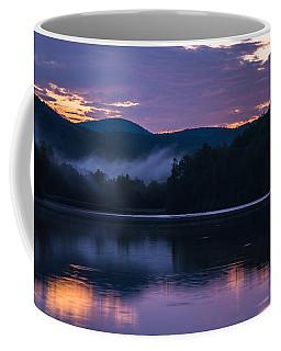 Coffee Mug featuring the photograph Dawn At Julian Price Lake by Serge Skiba