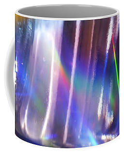 Coffee Mug featuring the photograph Dawn Of Creation by Martin Howard