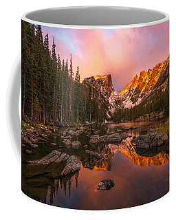 Coffee Mug featuring the photograph Dawn Of Dreams by Dustin  LeFevre