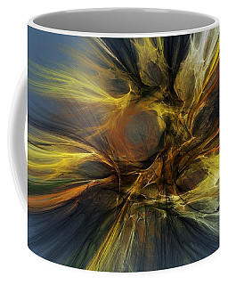 Coffee Mug featuring the digital art Dawn Of Enlightment by David Lane