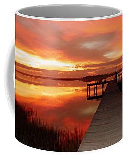 Dawn Of New Year Coffee Mug