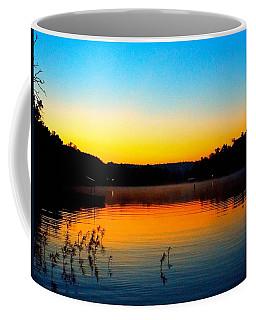 Dawn On Crown Cove Coffee Mug