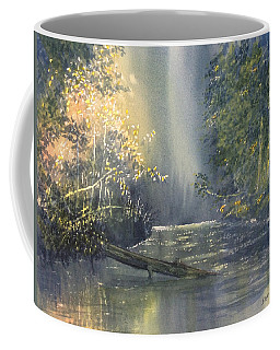 Dawn On The Derwent Coffee Mug
