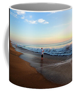 Dawning Of A New Day Coffee Mug