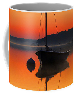 Coffee Mug featuring the photograph Dawn's Light by Dianne Cowen