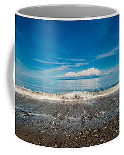 Day At The Beach Coffee Mug