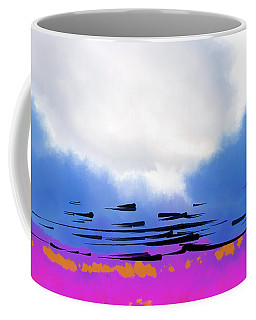 Coffee Mug featuring the digital art Day Break by Kirt Tisdale