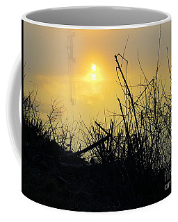 Coffee Mug featuring the photograph Daybreak by Robyn King