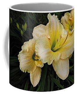 Day Lilies A Short Life Coffee Mug