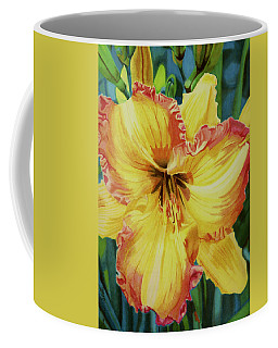Day Lily Coffee Mug