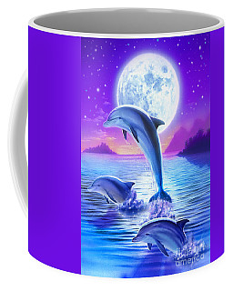 Day Of The Dolphin Coffee Mug