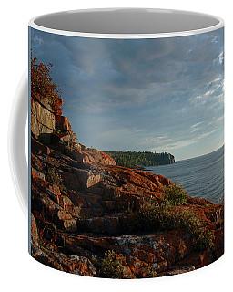 Daybreak At Campsite 19 Coffee Mug