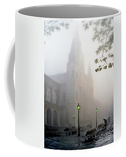 Daybreak In Jackson Square Coffee Mug