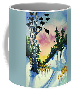 Daybreak Ski              Coffee Mug