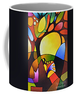 Daydream Canvas Three Coffee Mug