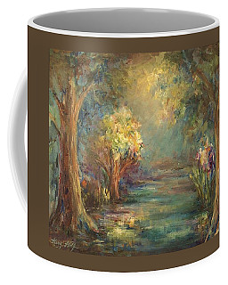 Daydream Coffee Mug by Mary Wolf