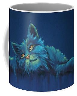Coffee Mug featuring the drawing Daydreams by Cynthia House