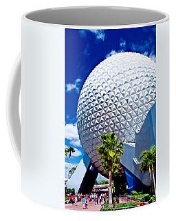 Daylight Dome Coffee Mug by Greg Fortier