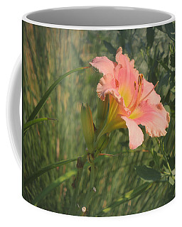 Daylily In The Sun Coffee Mug
