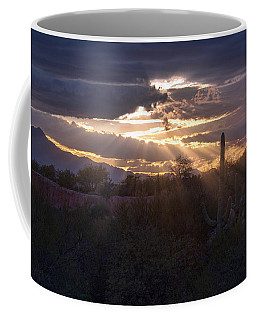 Coffee Mug featuring the photograph Days End by Dan McManus