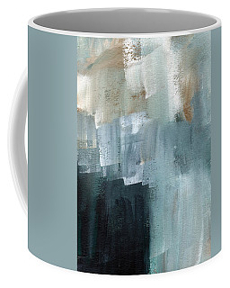 Days Like This - Abstract Painting Coffee Mug by Linda Woods