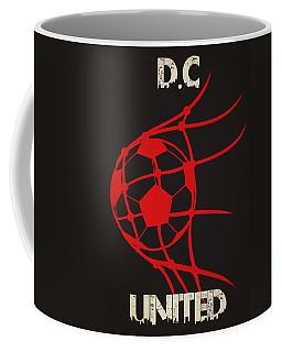Dc United Goal Coffee Mug