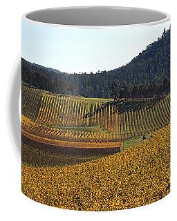 golden vines-Victoria-Australia Coffee Mug