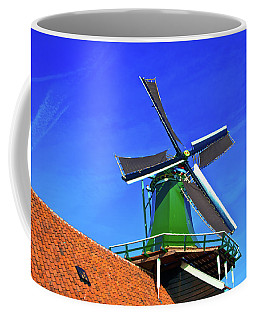 De Huisman Spice Mill Coffee Mug by Jonah  Anderson