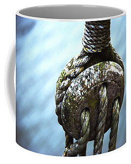Dead Eye - Nautical Art  Coffee Mug