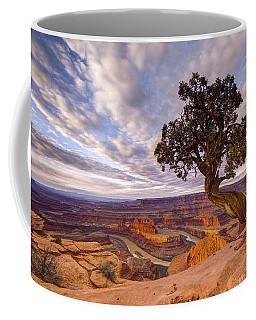 Dead Horse Point Sunrise Coffee Mug