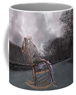 Dead Man's Curve Coffee Mug